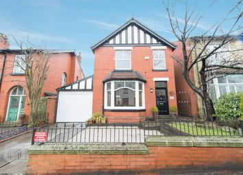 Thumbnail 4 bed detached house for sale in Darwen Road, Bromley Cross, Bolton