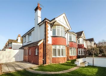 Thumbnail 6 bed semi-detached house for sale in New Church Road, Hove, East Sussex