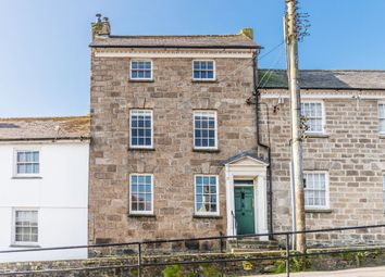 Thumbnail 5 bedroom town house for sale in The Terrace, Penryn
