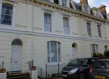 Thumbnail 2 bed flat to rent in Powderham Terrace, Teignmouth