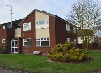 Thumbnail 2 bed flat for sale in Moores Croft, Edingale, Tamworth
