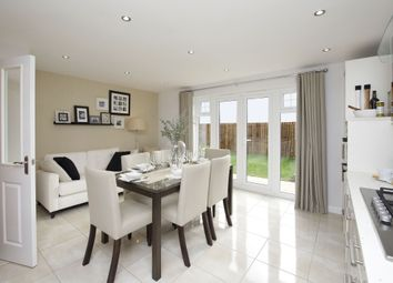 "Thumbnail 3 bed semi-detached house for sale in ""Hinton"" at Lowfield Road, Anlaby, Hull"