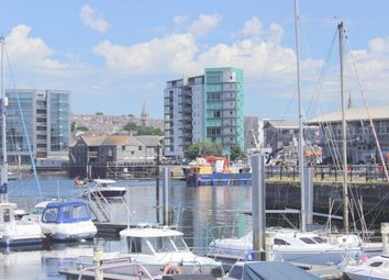 Thumbnail 2 bed flat for sale in East Quay House, Sutton Harbour, Plymouth