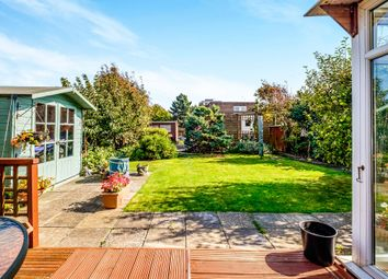 Thumbnail 3 bedroom property for sale in Western Close, Lancing