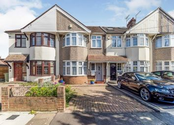 Thumbnail 3 bed terraced house for sale in Ryecroft Avenue, Clayhall, Ilford