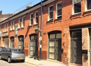 Thumbnail 1 bed flat to rent in Studio Apartment, Southampton Street, Leicester