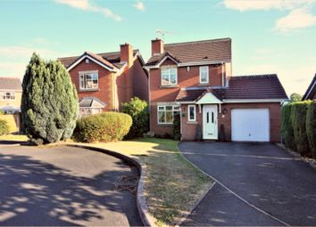 Thumbnail 3 bed detached house for sale in Arkle Croft, Rowley Regis