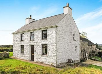 Thumbnail 3 bed detached house for sale in Plas Gwyn Road, Pwllheli, Gwynedd, .