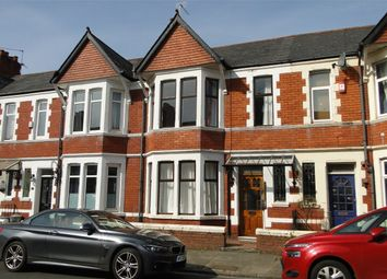 Thumbnail 3 bed terraced house to rent in Windway Road, Canton, Cardiff, South Glamorgan