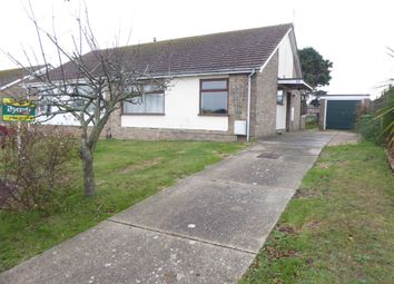 Thumbnail 2 bedroom semi-detached bungalow to rent in St. Nicholas Drive, Caister-On-Sea, Great Yarmouth