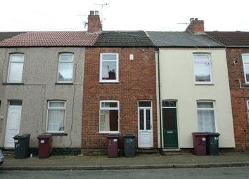 Thumbnail 3 bedroom terraced house for sale in York Road, Shirebrook, Mansfield