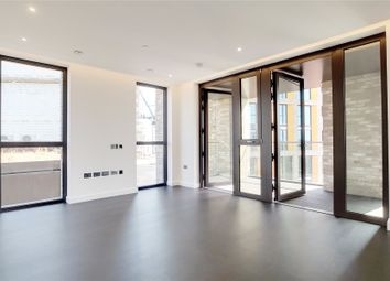 Thumbnail 2 bed flat for sale in Haines House, The Residence, Ponton Road, London