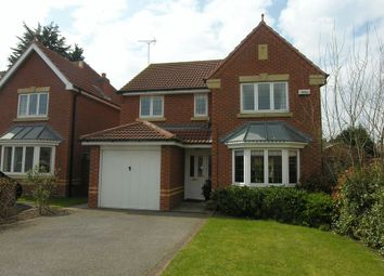 Thumbnail 4 bed property to rent in Henson Close, Radcliffe-On-Trent, Nottingham