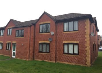 Thumbnail 1 bed flat for sale in Nicklaus Close, Branston, Burton-On-Trent