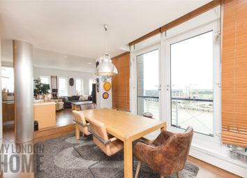Thumbnail 2 bed flat for sale in 1 Trade Tower, Battersea, London