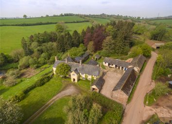 Thumbnail 7 bed property for sale in Kittisford, Wellington, Somerset