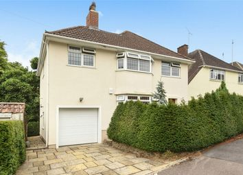 Thumbnail 4 bed detached house for sale in Bassett Dale, Southampton, Hampshire