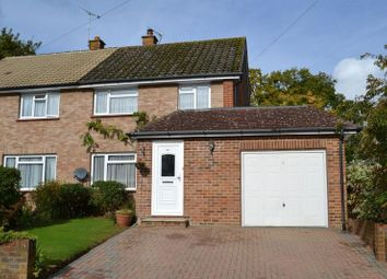 Thumbnail 3 bedroom semi-detached house for sale in Greenfrith Drive, Tonbridge