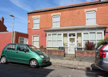 Thumbnail 3 bed end terrace house for sale in Fernley Road, Sparkhill, Birmingham