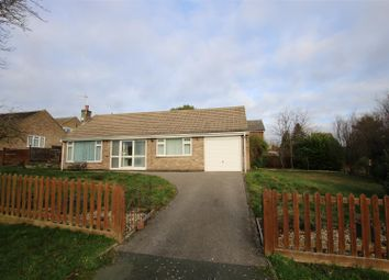 Thumbnail 2 bed detached bungalow for sale in St. Martins Way, Ancaster, Grantham