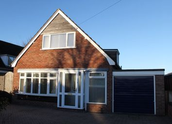 Thumbnail 2 bed detached house to rent in Booth Avenue, Sandbach