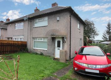 2 bed semi-detached house for sale in Newstead View, Fitzwilliam, Pontefract, West Yorkshire WF9