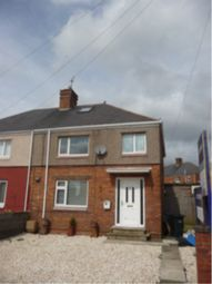 Thumbnail 3 bed semi-detached house for sale in West Grove, Trimdon, Trimdon Station