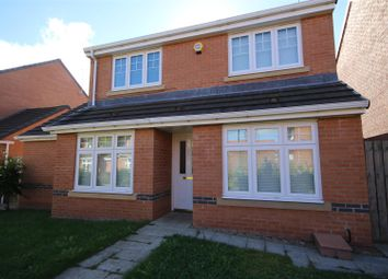 Thumbnail 4 bed property for sale in Woodside Drive, The Copperfields, Boldon Colliery