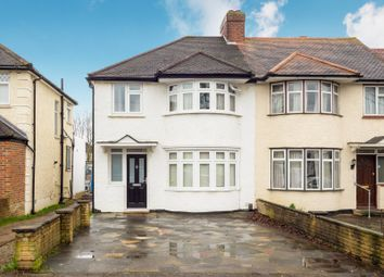 Thumbnail 3 bed semi-detached house for sale in Walton Avenue, Cheam, Sutton, Surrey
