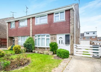 Thumbnail 3 bed semi-detached house for sale in Tintern Road, Gossops Green, Crawley