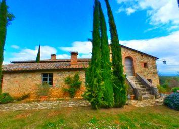Thumbnail 6 bed farmhouse for sale in Hills, Cortona, Arezzo, Tuscany, Italy