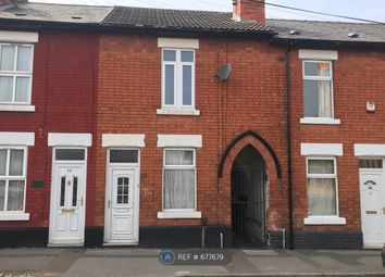 4 bed terraced house to rent in Dale Road, New Normanton, Derby DE23
