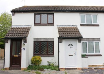 Thumbnail 2 bed semi-detached house to rent in Windsor Close, Southwater, Horsham