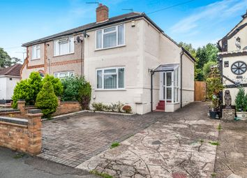 Thumbnail 2 bed semi-detached house for sale in St. Georges Drive, Watford