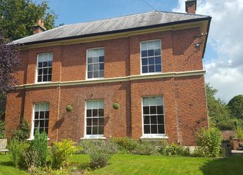 Thumbnail 5 bed detached house for sale in Leek Road, Cheadle, Stoke-On-Trent