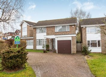 Thumbnail 3 bed detached house for sale in Herons Way, Pembury, Tunbridge Wells