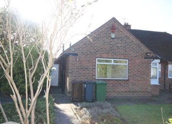 Thumbnail 3 bed semi-detached bungalow to rent in Dovedale Avenue, Shirley, Solihull