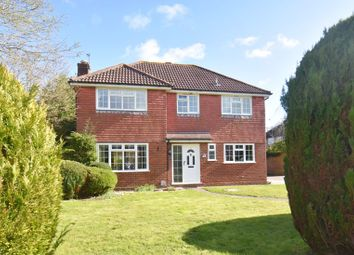 4 bed detached house for sale in St. Gabriels Lea, Chineham, Basingstoke RG24