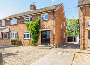 Thumbnail 3 bed semi-detached house for sale in Rosslyn Avenue, Romford, London