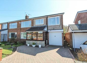 Thumbnail 4 bed semi-detached house for sale in Rookswood, Morpeth