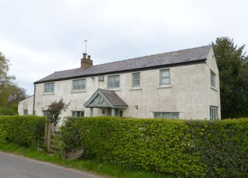 Thumbnail 3 bed detached house for sale in Shellow Lane, Gawsworth