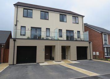 Thumbnail 4 bed semi-detached house for sale in Ivinson Way, Bramshall, Uttoxeter