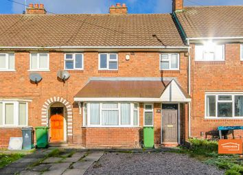 Thumbnail 3 bed terraced house for sale in Lister Road, Beechdale, Walsall