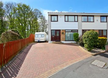 Thumbnail 3 bed semi-detached house for sale in Hillcrest Avenue, Kirkcaldy