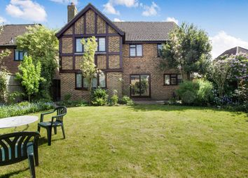 Thumbnail 5 bed detached house for sale in Old Kiln, West Winch, King's Lynn