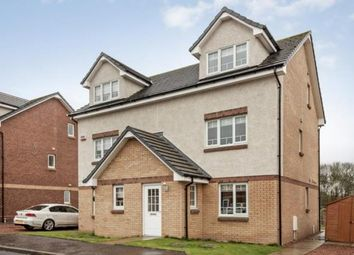 Thumbnail 3 bed semi-detached house for sale in Wilkie Drive, Motherwell, North Lanarkshire