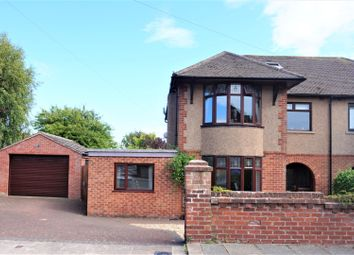Thumbnail 4 bed semi-detached house for sale in Valley Drive, Barrow-In-Furness