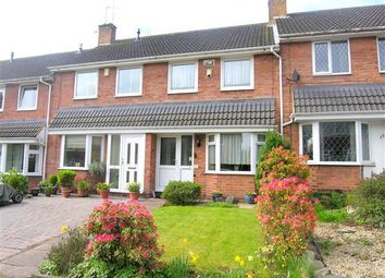 Thumbnail 2 bed terraced house for sale in Manor House Lane, Water Orton, Birmingham