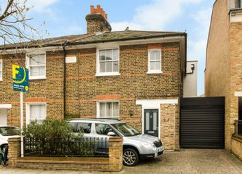 Thumbnail 3 bed semi-detached house for sale in Hartfield Road, Wimbledon
