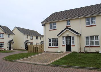 Thumbnail 3 bed semi-detached house for sale in 14 Mcleods Fields, West, Peel, Isle Of Man